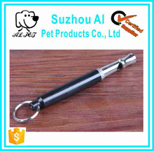 Dog Traning Products Silver Ultrasonic Pet Whistle