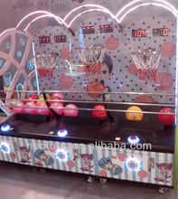 New coin operated kids game machine product