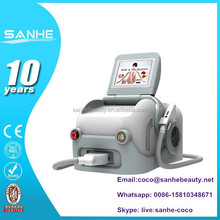 Wholesale Home Use IPL Hair Removal & Skin Rejuvenation IPL SHR E-light Beauty Machine / salon equipment laser hair removal
