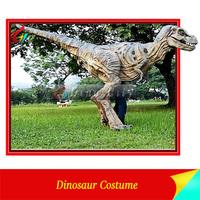 same kinds bbc realistic costume dino walk