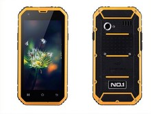 """IP68 Waterproof Phone 4.5"""" Android 5.0 mobile MTK6582 Quad Core 8GB ROM 13MP WCDMA NO.1 M2"""