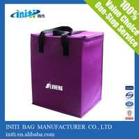 aluminium foil disposable solar wine cooler bag for packaging