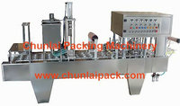 BG60A Series Seaing With High Strength Yoghurt Filling Sealing Machine