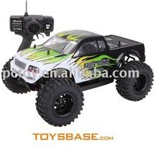 1;10 big wheel rc car gas nitro engine toy car