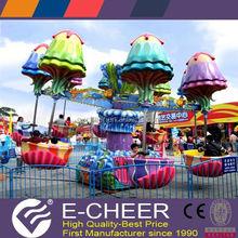 Childrens Day the best outdoor playground amusement rides