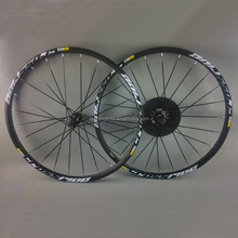 "CROSSRIDE 26/27.5/29"" Alloy Bicycle Wheelsets Bike Wheels Alloy Wheel For Bikes"