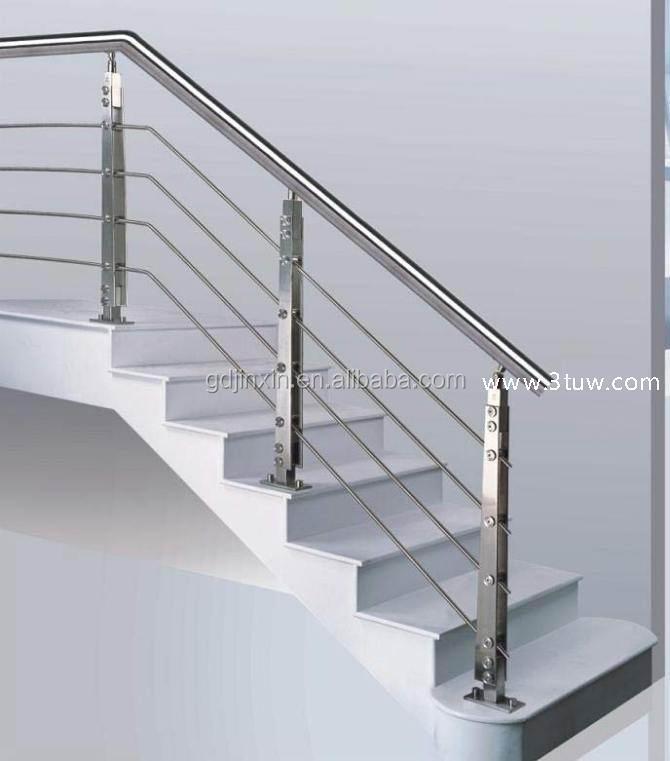 barandillas de acero inoxidable para escaleras indoor precio lowes barandilla exterior