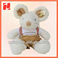 Most popular HOT stuffed plush mouse toy in china shenzhen OEM