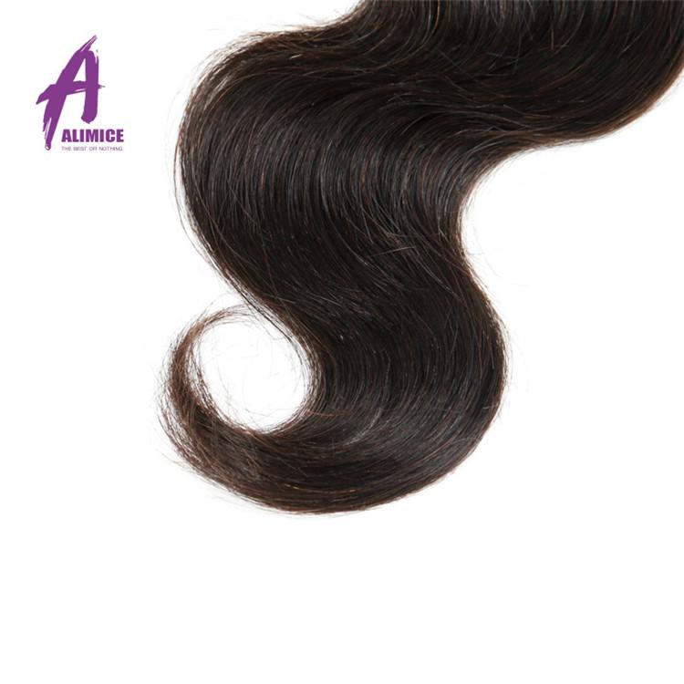 Body wave virgin human hair extension (87)