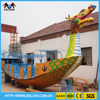 Outdoor Amusement Rides Pirate Ship/Galleon Ship For Sale