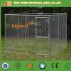 7.5x13x6ft UK standard Large outdoor galvanzied chain link dog kennels & dog cages & dog runs
