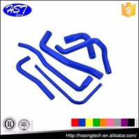 Performance engine silicone hose kits