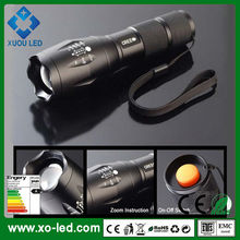 Ultra XML-T6 1000 Lumens LED Torch Flashlight