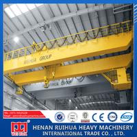 golden quality overhead bridge crane manufacture