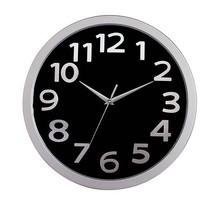 Metal wall clock dial