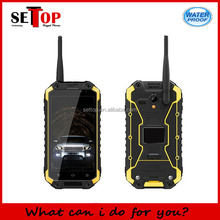 2015 new telephone IP68 mobile with walkie talkie land rover x8