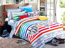 Super comfortable cotton fabric bedding set for several uses
