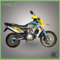 200CC Popular 150CC Gas Dirt Bike In Cheap Sale