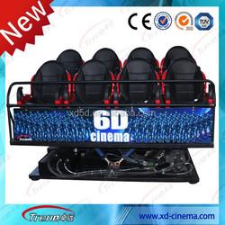 9D cinema movie simulator 6D 7D 8D 9D XD kino /cabine cine