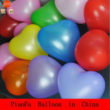Colorful inflatabe heart balloon,balloon decoration heart shape