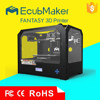 Digital Duplicator 3D Printer Machine, EcubMaker FANTASY II, fully closed