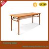 folding melamine school desk /wooden training desk foldable