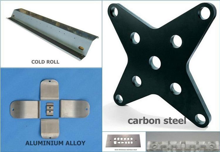 Листового металла штамповки и гибки