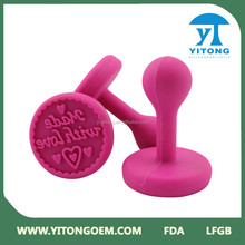 Hot sale new arrive custom cookie stamp with pvc packing