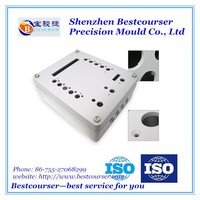 China lower price Plastic Electrical Enclosure,injection plastic parts