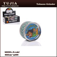 Hot sale most popular cool style cartoon drawing weed grinder - sex products for men JL-148J