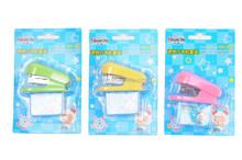Stapler set office&student mini stapler&staples set 24/6 26/6 stapler