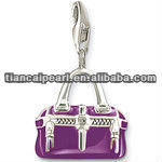 Free shipping !wholesale pendant charms bag series 030
