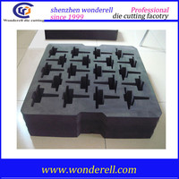 custom cut cheap price odorless packing foam blocks made in china