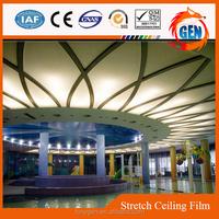 2015 new product interior decorative ceiling pendant film