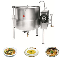 XYQG-H200 Kitchen equipment manufacturers industrial steam boiling pot /kettle