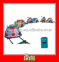 China Produced 2012 rotating track mini train with good Price & good Quality