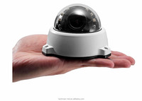 ANC-3420MB 2M 3X optical mini PTZ outdoor dome ip camera