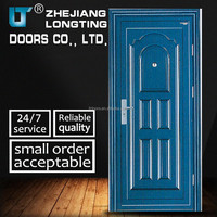 Zhejiang Modern Style Steel Security Door LTT-013