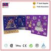cheap large christmas patterns for gift bag,packing gift paper bag