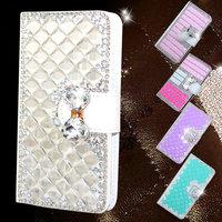 bling bling diamond mobile case for iphone 6, full cover rhinestone mobile phone case for iphone 6 plus