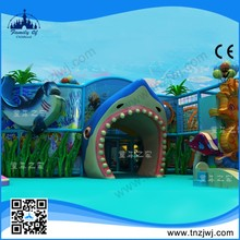 Best selling ocean theme indoor play toy entertainment