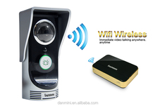 video door bell for apartment long range wireless door bell spy gadgets