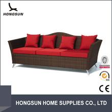 Royal modern outdoor rattan garden furniture