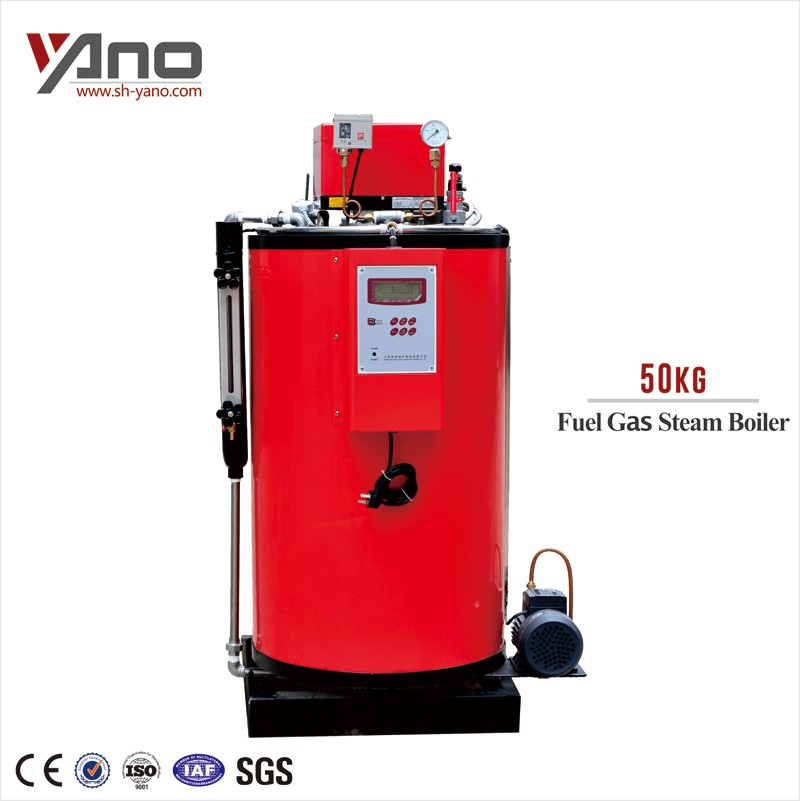 Gold Member 35-100kg/h Low Pressure Oil/gas Fired Steam Boiler For ...