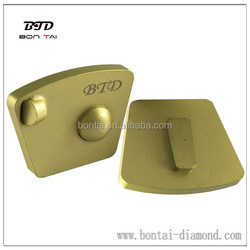 PCD diamond concrete coating removal disc made in China