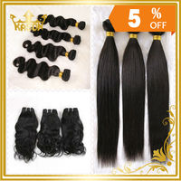 Hot sell wholesale unprocessed 5a top grade virgin brazilian hair