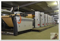 China advanted best quality flexo printing machine for paper cups