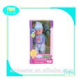whosales 13 pulgadas de vinilo baby dolls con la pelota