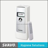 VX485 300ml bathroom wall mounted automatic aerosol dispenser perfume fragrance dispenser electric room air freshener