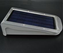 Super bright 3W solar motion sensor light outdoor 3w solar security light